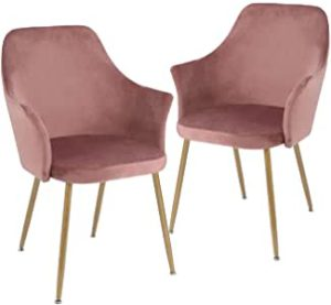 Samt Stühle